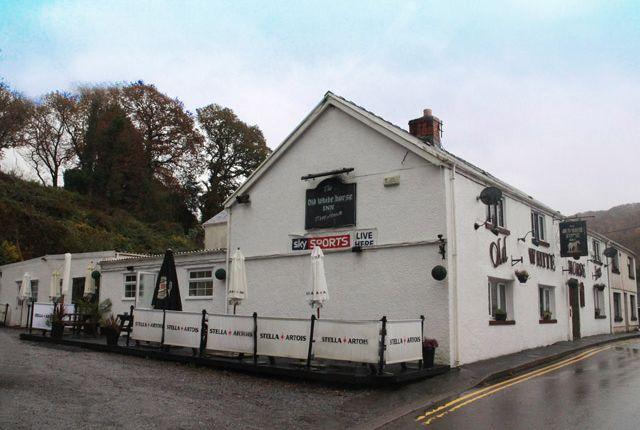 Thumbnail Pub/bar for sale in Neath, West Glamorgan