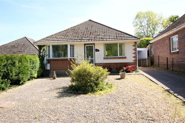 Thumbnail Bungalow for sale in Wyatts Lane, Corfe Mullen, Wimborne