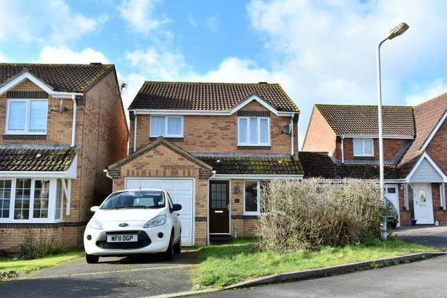 Thumbnail Detached house for sale in Farriers Green, Monkton Heathfield, Taunton, Somerset