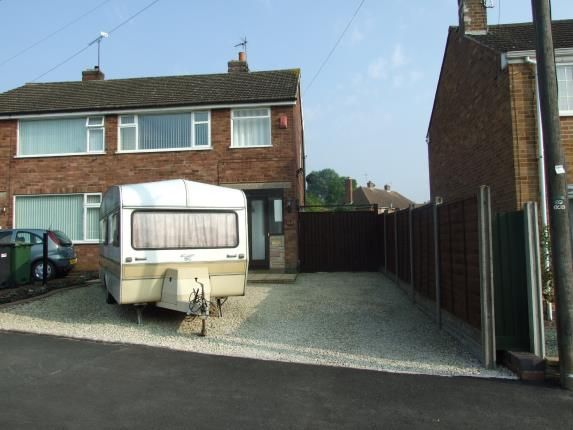 Thumbnail Semi-detached house for sale in Homefield Road, Sileby, Loughborough, Leicestershire