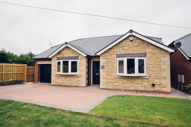 Thumbnail Detached bungalow for sale in Seghill, Cramlington