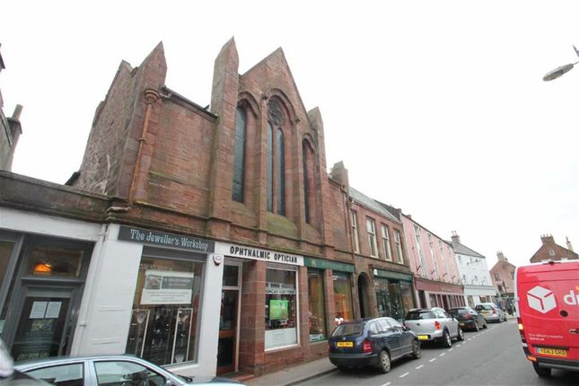 Thumbnail Flat for sale in Bank Street, Kirriemuir, Angus