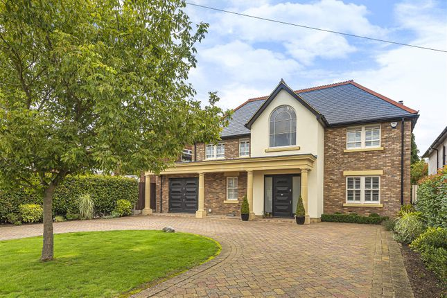Thumbnail Detached house for sale in Mymms Drive, Brookmans Park, Hatfield
