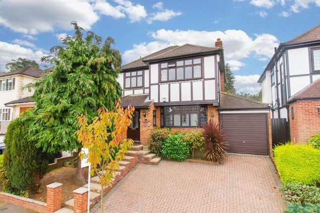 Thumbnail Detached house to rent in Dacre Gardens, Chigwell