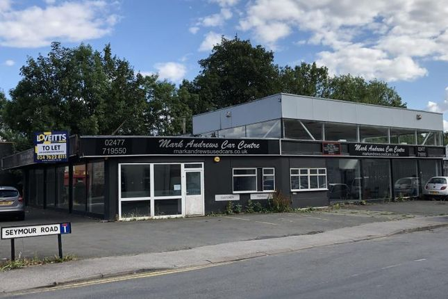 Thumbnail Retail premises to let in 45, Attleborough Road, Nuneaton