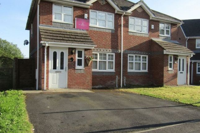 3 bed semi-detached house to rent in Mill Nook, Syke, Rochdale