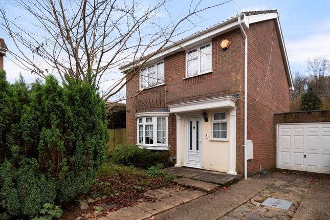 Thumbnail Detached house for sale in Hurst Close, Welwyn Garden City