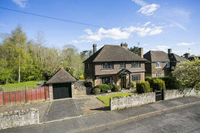 Thumbnail Detached house for sale in Stonewall Park Road, Langton Green, Tunbridge Wells, Kent