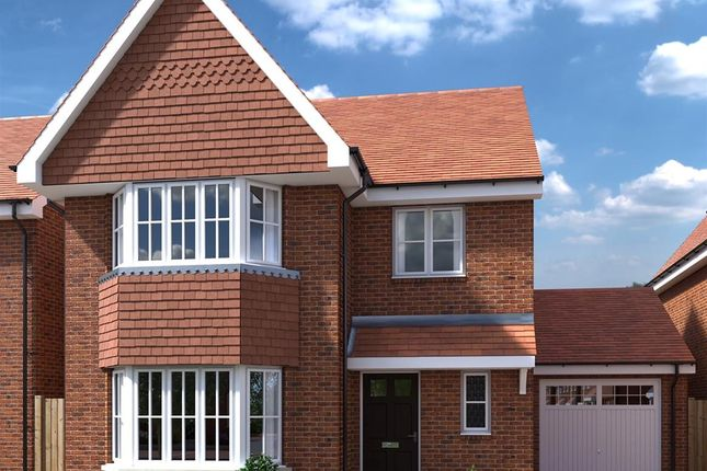 Thumbnail Detached house for sale in Caburn Fields, Ringmer, Lewes