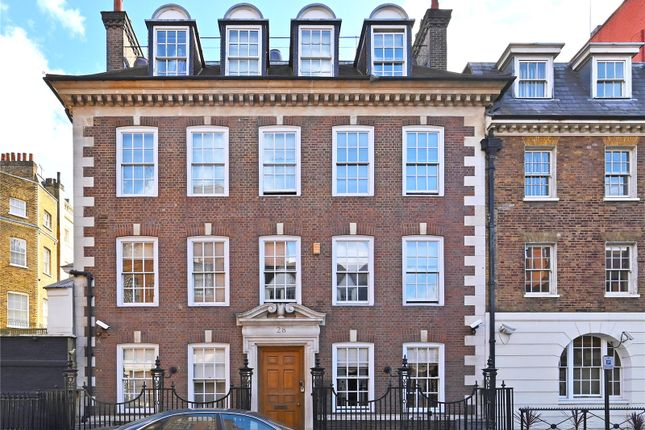 Thumbnail End terrace house for sale in South Street, Mayfair, London