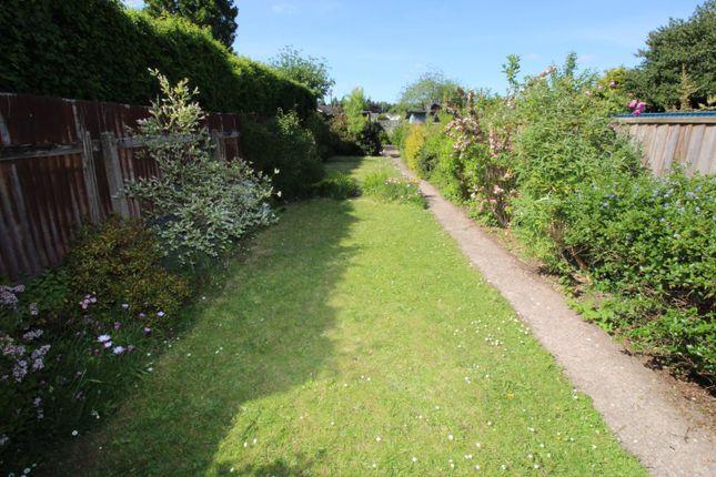 Garden2 of Belmont Road, Tiverton EX16