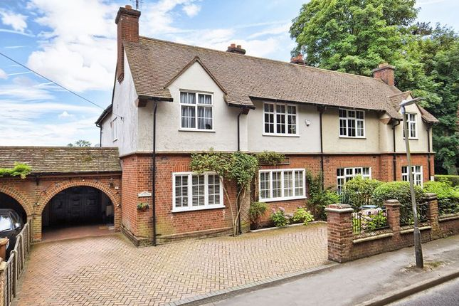 Thumbnail Semi-detached house for sale in Abbotts Langley, Nr. Watford, Hertfordshire