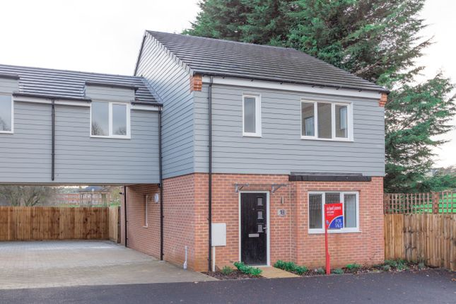 Thumbnail End terrace house for sale in Castle View, Brook Street East, Wellingborough
