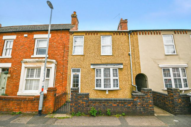 Thumbnail Terraced house for sale in Nichols Street, Desborough, Kettering