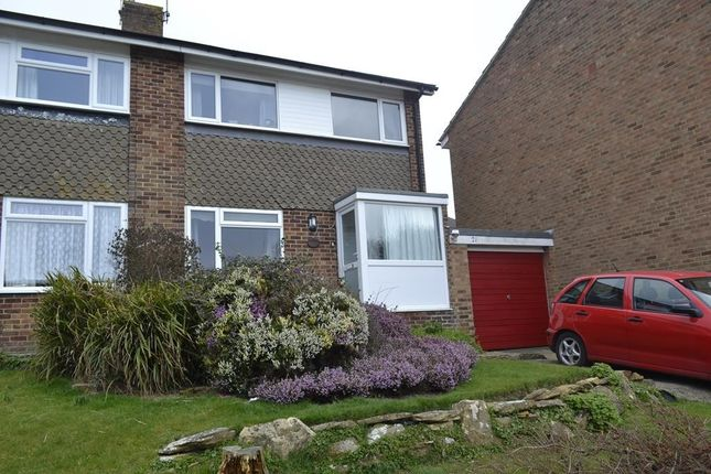 Thumbnail Property to rent in The Fairway, St Leonards On Sea