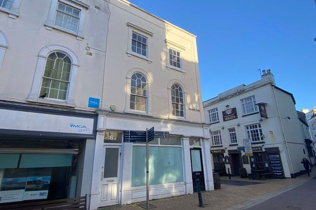 Thumbnail Land for sale in Somerset Place, Teignmouth