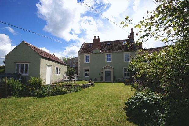 Thumbnail Property for sale in Chilcompton, Somerset