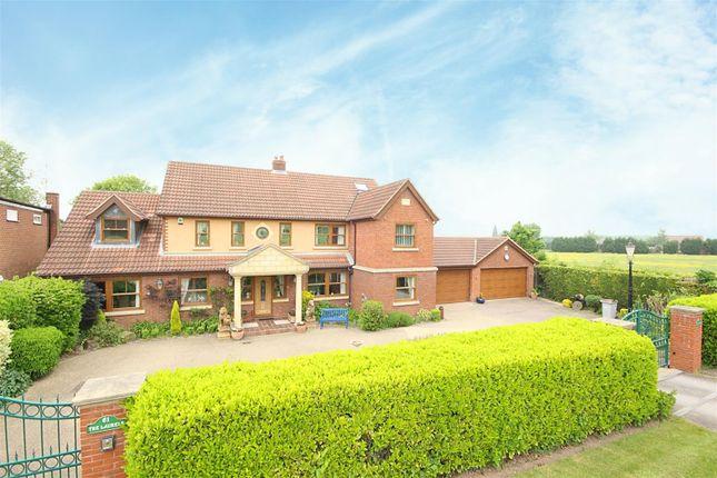 Thumbnail Detached house for sale in Lowdham Lane, Woodborough, Nottingham