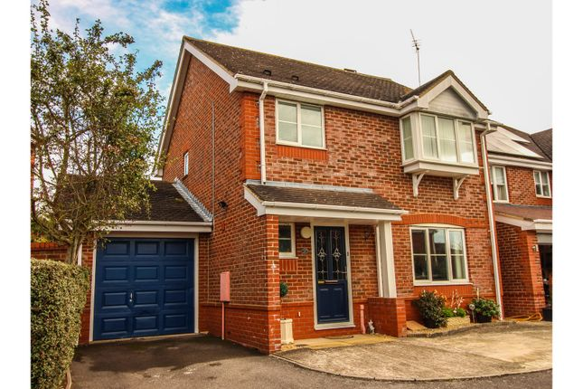 Thumbnail Detached house for sale in Vine Way, Tewkesbury