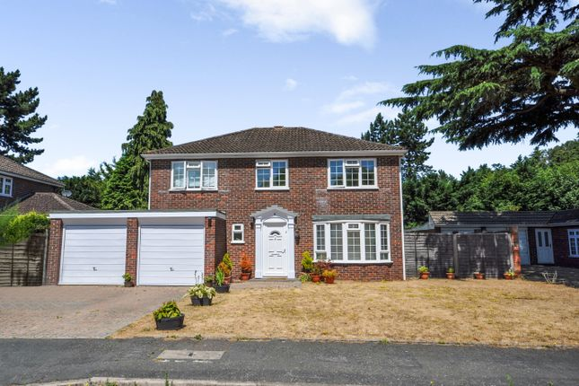Thumbnail Detached house for sale in Marrowells, Weybridge