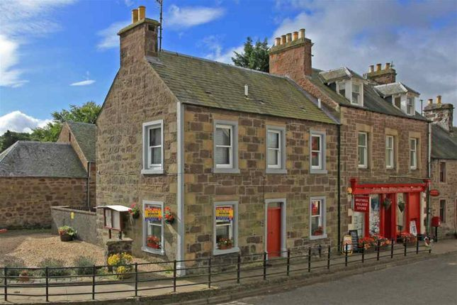 Thumbnail Flat for sale in Drummond Street, Muthill, Crieff