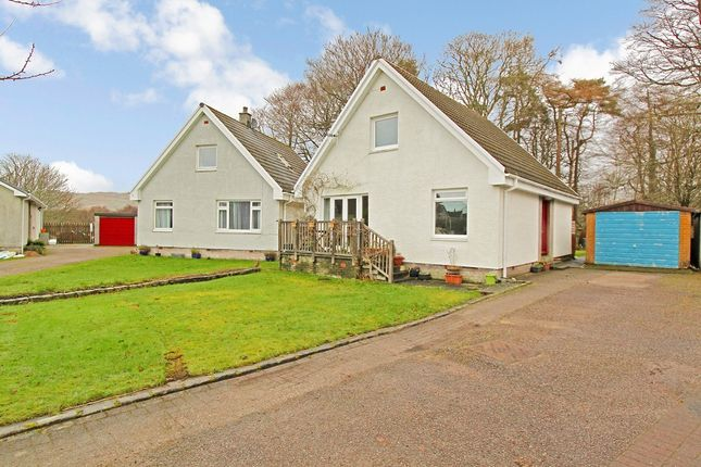 Thumbnail Detached house for sale in Etive Park, North Connel