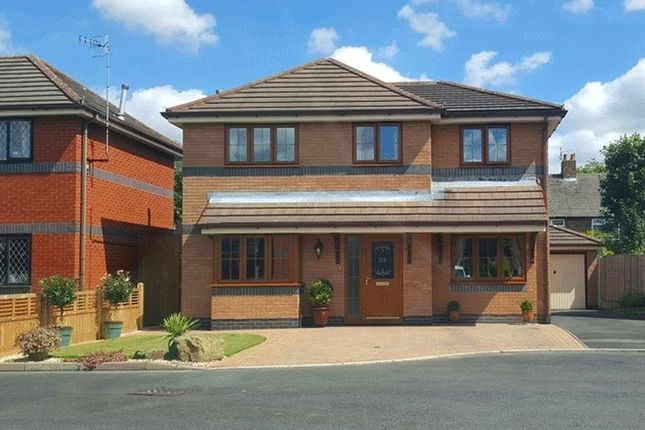 Thumbnail Detached house for sale in Canterbury Park, Allerton, Liverpool L189Xp