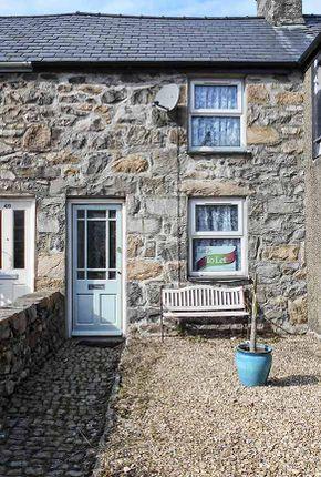 Thumbnail Terraced house to rent in Eifl Road, Trefor, Caernarfon