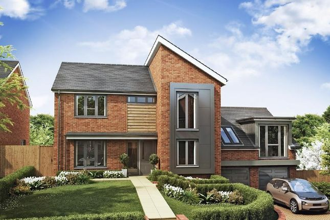 Thumbnail Detached house for sale in Crossway Green, Stourport-On-Severn