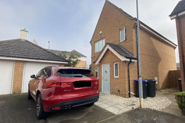 3 bed detached house to rent in Baulmsholme Close, Northampton NN4