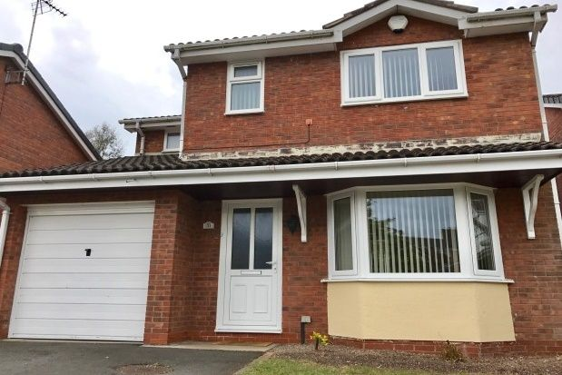Thumbnail Detached house to rent in Coed Y Graig, Penymynydd, Chester
