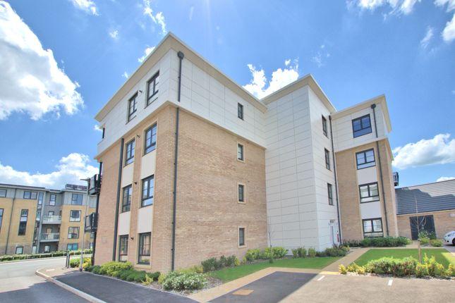 Thumbnail Flat to rent in Mill Lane, Hauxton, Cambridge