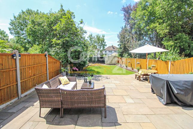 Thumbnail Semi-detached house for sale in Kingston Road, Epsom, Surrey