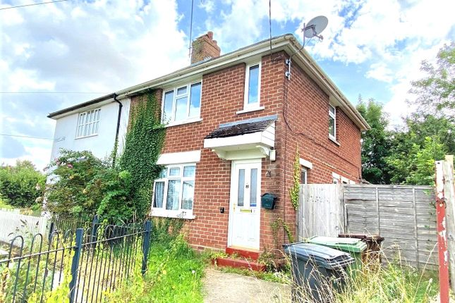 3 bed semi-detached house for sale in Brewers Lane, Ginge Road, West Hendred, Wantage OX12