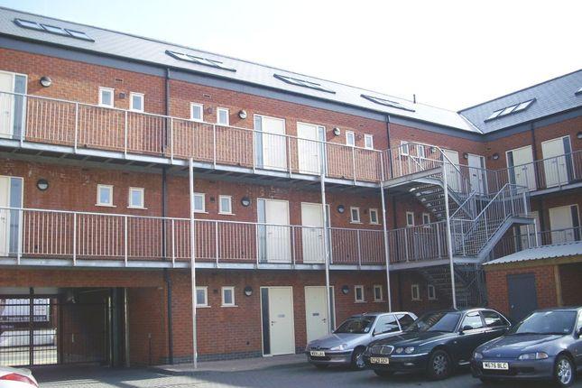 Thumbnail Flat for sale in Nottingham Road, Loughborough