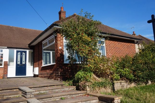 Thumbnail Detached bungalow for sale in Plants Brook Road, Walmley, Sutton Coldfield