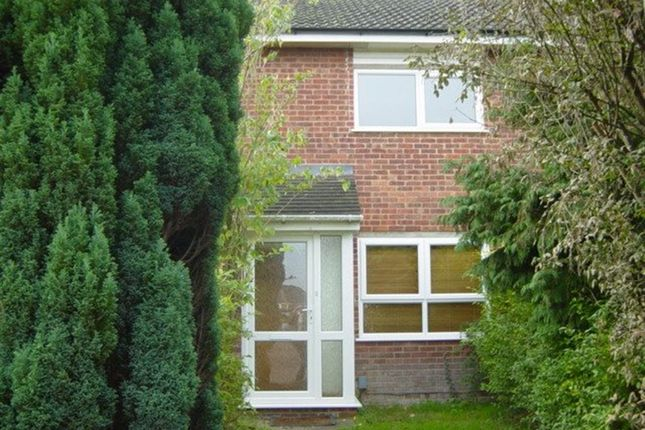 Thumbnail Terraced house to rent in Sywell Leys, Rugby, Warwickshire