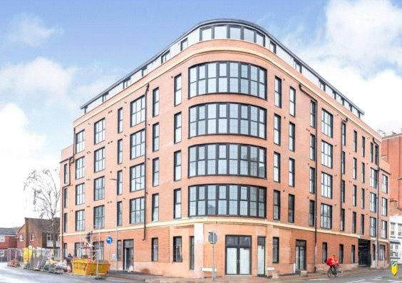 Thumbnail Flat for sale in 7 The Coneries, Loughborough, Leicestershire