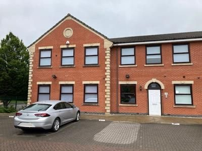 Thumbnail Office to let in Faraday Court, Centrum 100, Burton Upon Trent, Staffordshire