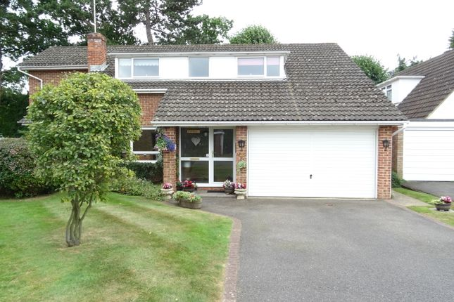 Thumbnail Detached house for sale in Aprilwood Close, Woodham