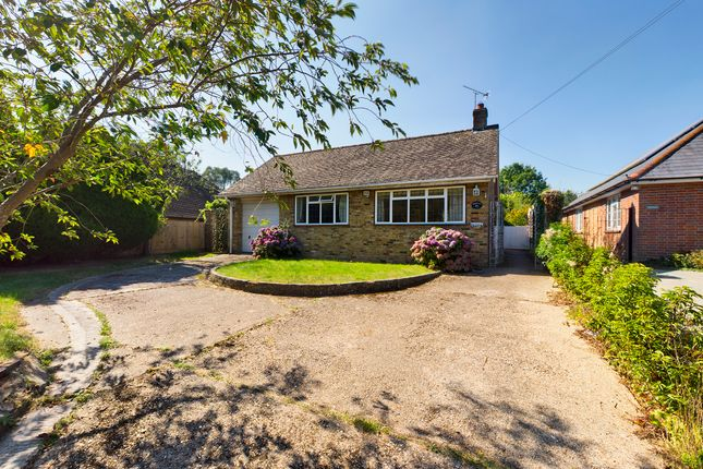 Thumbnail Detached bungalow for sale in Missenden Road, Great Kingshill, High Wycombe