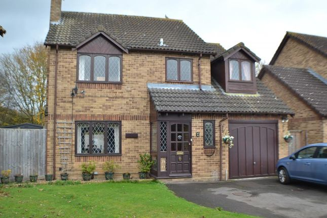 Thumbnail Detached house for sale in Herdman Close, Thatcham