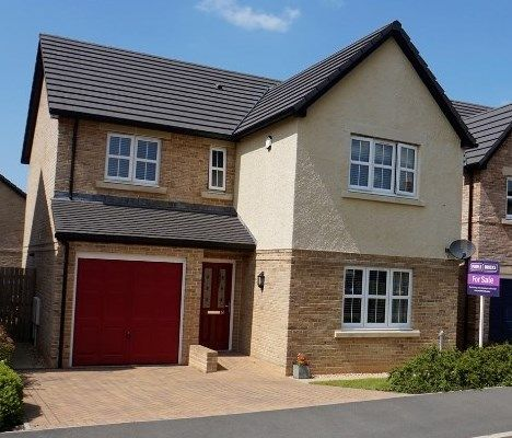 Thumbnail Detached house for sale in Whins Close, Workington