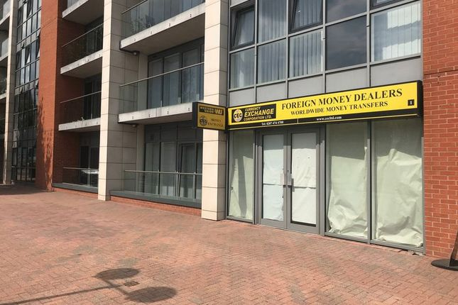 Thumbnail Retail premises to let in A1/A2 Commercial Unit To Let, Canning Town