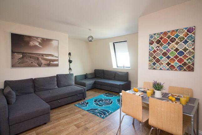 Thumbnail Flat to rent in 45 Castle Street, Southampton