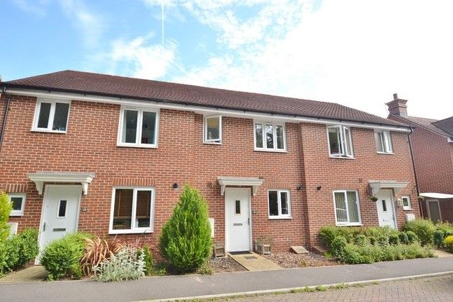 Thumbnail Terraced house to rent in Sand Martin Close, Eastleigh