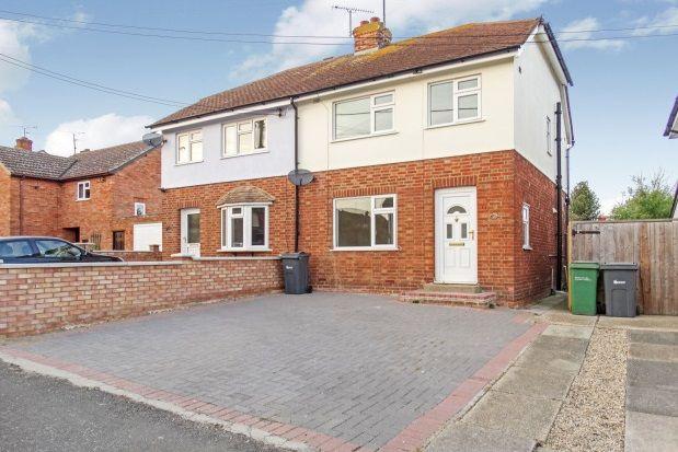 Thumbnail Semi-detached house to rent in Challis Lane, Braintree