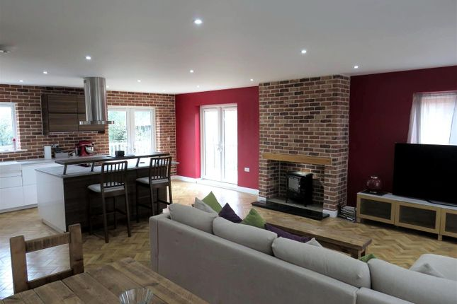 Thumbnail Detached house for sale in Harpers Drove, Catchwater Bank, Ramsey Heights