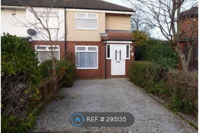 Thumbnail Semi-detached house to rent in Moorhouse Road, Hull