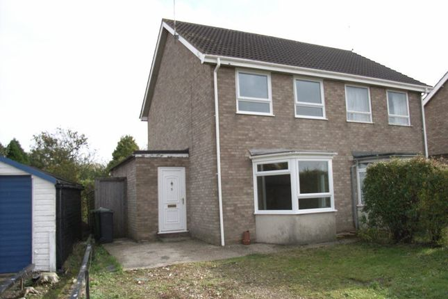 Semi-detached house to rent in Common Road, Wiggenhall St. Mary, King's Lynn